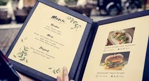 Food Menu Design Restaurant Menu Design For A Small Restaurant Restaurant Insider