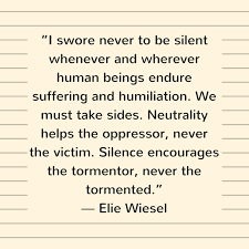 40 Powerful Quotes About The Holocaust That Are Eerily Relevant Today Enchanting Holocaust Survivor Quotes