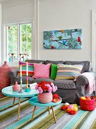 best 25 colourful living room ideas