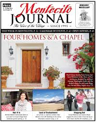 Four Homes & a Chapel by Montecito Journal - issuu