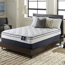 Serta Perfect Sleeper Birchcrest Eurotop Cal King size Mattress Set