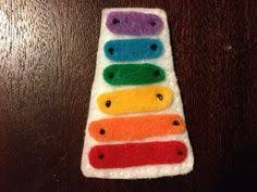 x is for xylophone felt quiet booksbusy booksew