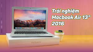 Đánh giá trải nghiệm Macbook Air 2016 - Còn đáng mua sau 3 năm sử dụng ???  - YouTube