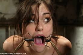 Sasha grey bondage bitch