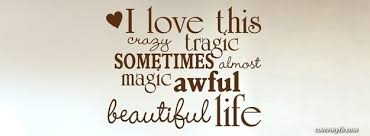 Crazy Beautiful Life Quotes
