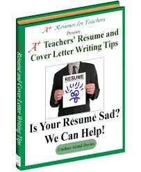 101 Teacher Resume And Cover Letter Writing Tips
