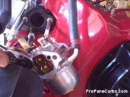 safety shut off installation remove the bolts and spacer from the generator intake manifold