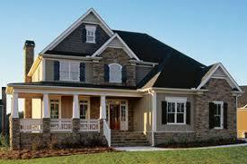 brick house plans. Delighful Plans Signature Craftsman Exterior  Front Elevation Plan 9271 To Brick House Plans R