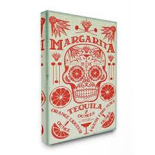 margarita tequila sugar skull