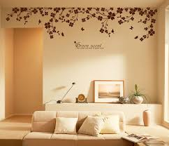 home decorating stick on wall art