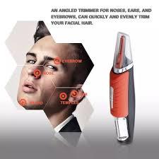 Máy cạo râu cắt tóc thông minh BOXILI USA - Micro Trim cắt tóc cạo râu siêu  bén siêu bền công nghệ mới. Cạo râu đa năng Máy cạo râu Mắt cắt tóc đa năng  Tông đơ chạy pin: Mua bán trực tuyến Máy cạo râu với giá rẻ