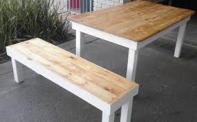 pallet dining table bench unique pallet furniture11 furniture