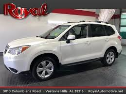 subaru forester 2016 white. Fine 2016 Subaru Forester In Alabama  Used Subaru Forester White Alabama Mitula  Cars With Pictures To 2016 White I