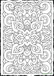 Cool Mandala Coloring Pages Abstract Coloring Pages For Kids