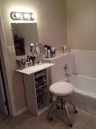 Room  My own DIY makeup vanity ...