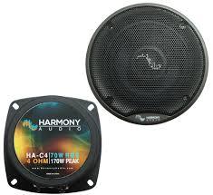 harmony audio ha c4 car stereo carbon series 4\