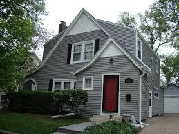 gray house black shutters revolutionhr