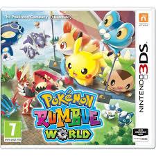 Pokemon Rumble World (3DS) - Import Anglais - Cdiscount Jeux vidéo