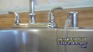 how to stop dishwasher leaking water from sink counter top air gap when running plus draining you