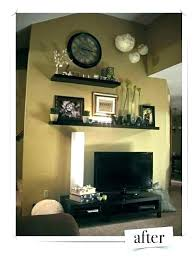 wall decor above tv wall decor around how to decorate wall wall decorations best wall decor