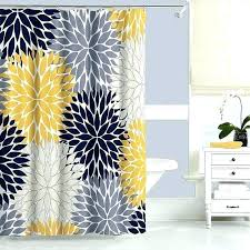 grey and yellow shower curtains full size of shower white and yellow shower curtain gray black