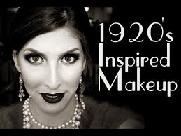 wearable 1920 s inspired makeup tutorial