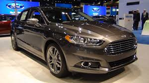 Ford Fusion Titanum Exterior  Interior Tour YouTube - Ford fusion exterior colors