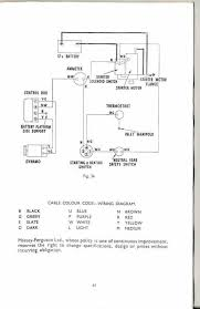 35 start switch wiring this wiring diagram for the mf35 should help you out