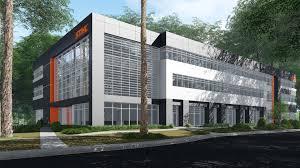Experience Concrete Design Virginia Beach Stihl Inc Announces New Administration Facility To