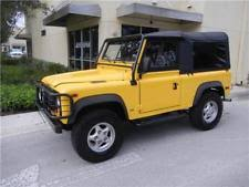 1997 land rover defender 90. 1997 land rover defender undefined 90
