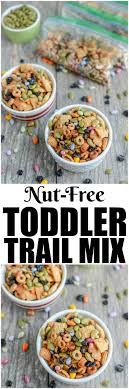 trail mix without nuts.  Without This NutFree Toddler Trail Mix Is The Perfect Makeahead Snack Make And Without Nuts L