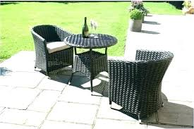 bistro table counter height outdoor metal and chairs furniture set high b