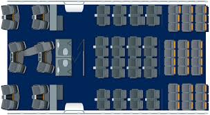 Boeing 747 8i Seating Chart Boeing 747 8 Class Comparison Seat Map Large Bangalore