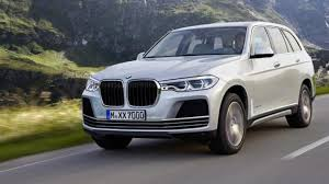 2018 bmw x7. modren 2018 2018 bmw x7 images front angle rendering in x