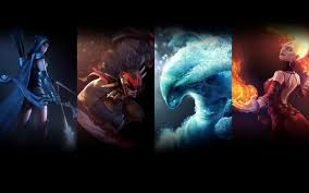 windows 7 theme with more dota 2 wallpapers for your desktop