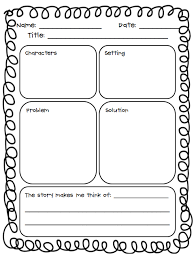 Character Setting Plot Chart Teacher Stuff Friday Freebie Plot Graphic Organizer
