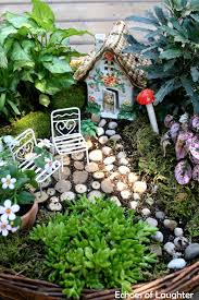 i will share a few tips so you can easily make your own fairy garden too