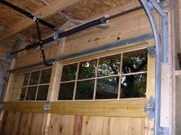garage door plansGarage Door Framing Cedar Wood  Sophistication Garage Door