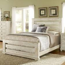 White rustic bedroom furniture Distress White Distressed White Bedroom Set Httpcoastersfurnitureorgshabbychic Pinterest Pin By Dee Cotter On Shanty Chic Bedroom Bedroom Furniture