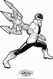 Power Rangers Super Megaforce Coloring Pages