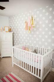 Best 25+ Polka dot nursery ideas on Pinterest | Confetti wall ...