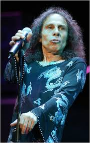 <b>Ronnie James Dio</b>, Black Sabbath Vocalist, Dies at 67 - The New ...