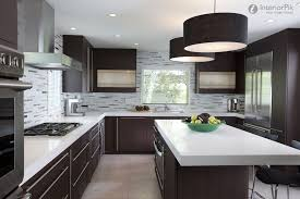 Kitchen Kitchenware Nyc Blackish Brown Rectangle Contemporary Amazing Modern Kitchen Cabinets Nyc