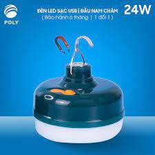 Đèn sạc USB tiện dụng - Công suất 12W/24W/36W - Dùng ngoài trời sạp chợ,  cắm trại