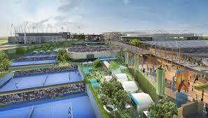 australian open roof melbourne melbourne park expansion mcg refurb skyscrapercity