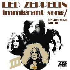 Immigrant Song Wikipedia