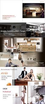 Kitchen Cabinet Drawers Slides Candany Environmentally Friendly Pvc Kitchen Cabinetl Shaped