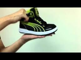 Puma DJ shoes - YouTube