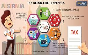 tax deductible expenses autralian