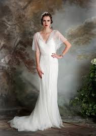 art nouveau wedding dress. eliza jane howell - elegant art deco inspired wedding dresses nouveau dress